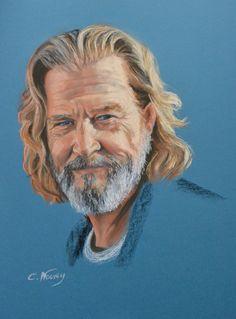 Jeff Bridges by Andromaque