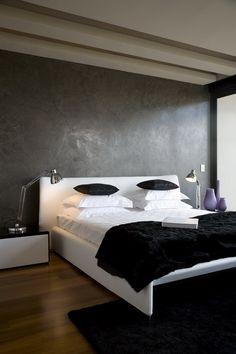 Nico Van Der Meulen Architects | Modern Dark Bedroom