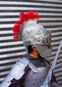 Lena Sekine: Jaxon's Knight Costume