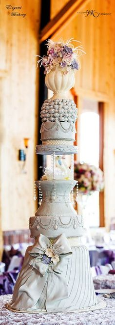 Elegant Bakery, Wedding Cakes in Denver, Colorado