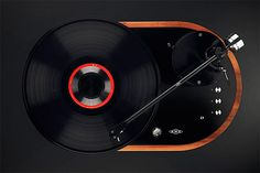 The AMG V12 Turntable ($15,000) is the first turntable from Analog Manufaktur Germany