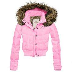 Hollister coat<3