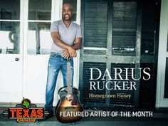 Darius Rucker new album Southern Style. Texas Roadhouse Artist of the Month