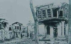 1909 Nisan yangından sonra After the fire of Ayntab April 1909