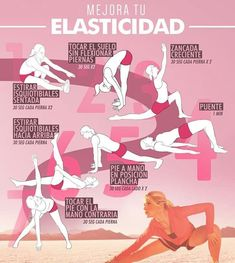 Algunos #Consejos para mejorar tu #Elasticidad    #Flexibilidad #Estirar