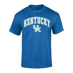 Kentucky Wildcats Tshirt Blue - M #KentuckyBasketball #bbn #kentuckybball #UofK #uk #marchmadness #ncaatourney #universityofKentucky