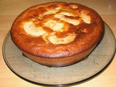 Gâteau aux pommes et yaourt avec thermomix