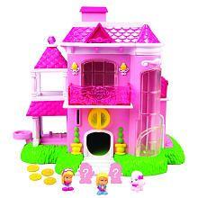 Squinkies Barbie Dream House Dispenser