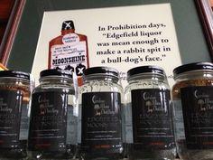 #116proof #moonshine on the shelf!