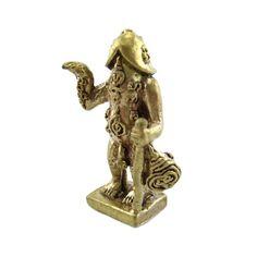Brass Penis Charm Phallic Charm Amulet Attracting Love and Sex Charm Figurine Palad Khik Thai Amulet Penis Figurine Buddhist Charm Stauette by ElephantAmulets on Etsy