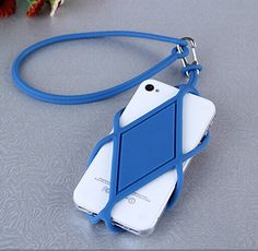 Universal Smart Catch Silicone Lanyard strap iPhone 6, iPhone 6 Plus, iPhone 5S Case