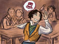 PART FOUR of GROUP  #askenjolrasandgrantaire