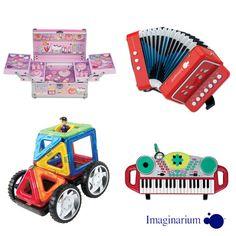 Yeni yıl öncesi hediye telaşı Buyaka Imaginarium'un sunduğu birbirinden farklı, eğitici ve eğlenceli ürünleri ile eğlenceye dönüşecek!