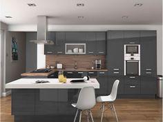 Altino Graphite Kitchens - Buy Altino Graphite Kitchen Units at Trade Prices