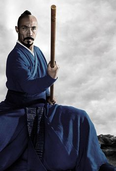 Tom Wu as Hundred Eyes in Marco Polo #kungfu #martialartscinema