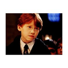 Ron Ronald Weasley ❤ liked on Polyvore