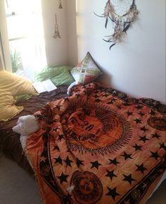 blanket sun hippir boho hippie bohemian bedding pattern material scarf belt pajamas home accessory duvet pillow sleep house cool room vintage grunge pale gypsy home decor