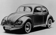 1937 Volkswagen Beetle (Kafer)