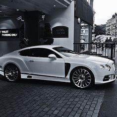 """""""Mansory Bentley Continental GT   via @SuperCar.Club"""" Photo taken by @the_luxury_life on Instagram, pinned via the InstaPin iOS App! http://www.instapinapp.com (03/26/2015)"""