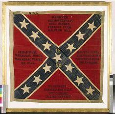 ~18th North Carolina Infantry Flag~ Honoring 1 of my CW ancestors: Pvt. Alexander Townsend, Company D