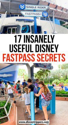 17 Disney Fastpass Secrets to Hack Your Wait Time - Disney Trippers Disney World Vacation Planning, Disney Planning, Disney World Trip, Disney Cruise, Disney Vacations, Trip Planning, Disney Disney, Disney Honeymoon, Disney Travel