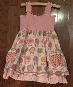 Check out this listing on Kidizen: Matilda Jane Sand Dollar Dress NWT 6 #shopkidizen