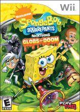 SpongeBob: Globs of Doom Wii Game