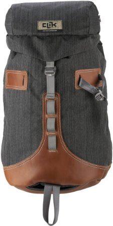 camera backpack w/ tripod sleeve - LOVE.