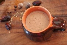 Spiced Milk Steamer (Dairy and Sugar Free)-10 Point Food Rating Scale
