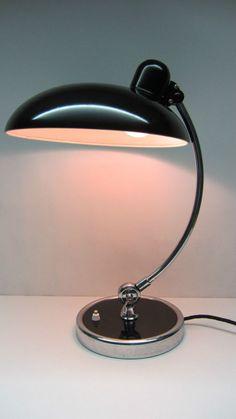 Nice Kaiser Idell Luxus Pr sident Schreibtisch Lampe Bauhaus Christian Dell