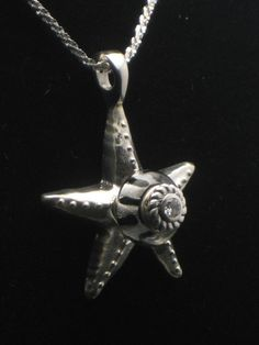 Princess ring interchangeable bead jewelry 925 sterling silver starfish pendant interchangeable bead jewelry by reginasdreamcreation 15500 aloadofball Choice Image