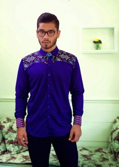 Mavazi menswear - South Sulawesi tribal ( Toraja pattern ) in simplicity & urban concept