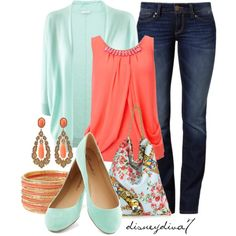 Spring, created by disneydiva7 on Polyvore