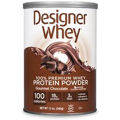New - Designer Whey Protein Powder Chocolate - 12.7 oz ** Be sure to check out this awesome product. (This is an affiliate link) #SportsNutrition