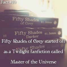 ~ They should make an extended edition of Breaking Dawn part 2. The other 4 have an extended edition. {#twilightsaga#fiftyshadesofgrey#fanfiction#twifact10}