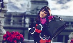 Campañas publicitarias moda otoño invierno 2013 2014 - Penelope Cruz - Loewe - Mert Alas - Marcus Piggott