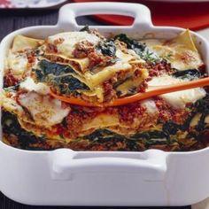 Klassieke lasagne