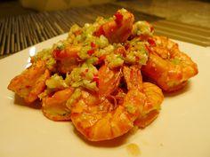 品靚上菜-鹽酥蝦