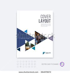Annual Report Cover Stock Photos, Royalty-Free Images & Vectors ...