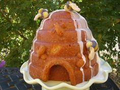 Make and share this Lemon Beehive Cake recipe from Food.com.