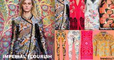 Trendstop A/W 14-15 - Imperial Flourish
