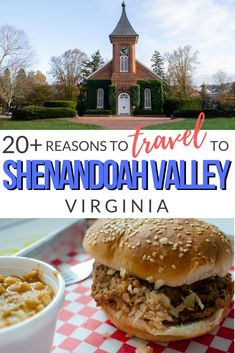 From South to North, this guide will give you the perfect tips to see, eat, and explore during your Shenandoah Valley road trip. Day Trips In Virginia, Virginia Vacation, Virginia Is For Lovers, Harrisonburg Virginia, Staunton Virginia, Shenandoah National Park, Shenandoah Valley, Lexington Virginia, Virginia Usa