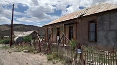 The Abandoned Mine Town In New Mexico That Lets You Experience Hauntings From The Past Bureau Of Land Management, Land Of Enchantment, Ghost Towns, Walking Tour, New Mexico, Trip Advisor, Abandoned, The Past, The Incredibles