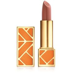 Tory Burch Lip Color ($29) ❤ liked on Polyvore featuring beauty products, makeup, lip makeup, lipstick, beauty, lips and tory burch