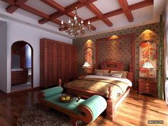 Thai inspired bedroom For the Home Pinterest Style Nice and