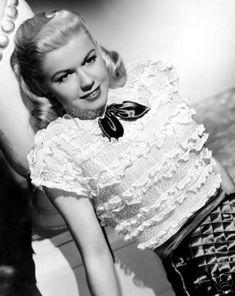 Young Doris Day