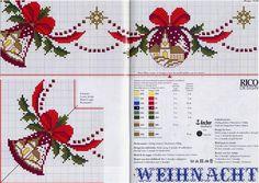 рождественская скатерть своими руками - Cerca con Google