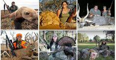 Melissa Bachman: la cacciatrice di leoni che sta indignando il web (le petizioni)