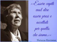 Tutto Per Tutti: NATALIA GINZBURG (Palermo, 14 luglio 1916 – Roma, 07 ottobre 1991) ... PENSIERO DELLA BUONANOTTE....