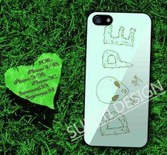#iphone #case #cover #protector #iphone_case #plastic #design #custom #funny #cute #Alien_Dope